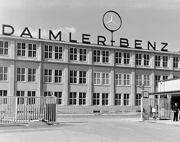 Daimler y Benz