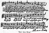 """Martin Luther Choral """"Ein Feste Burg"""""""