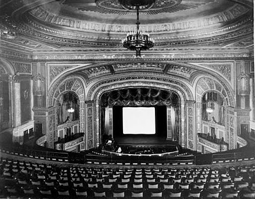 Regent Theater - first motion picture palace