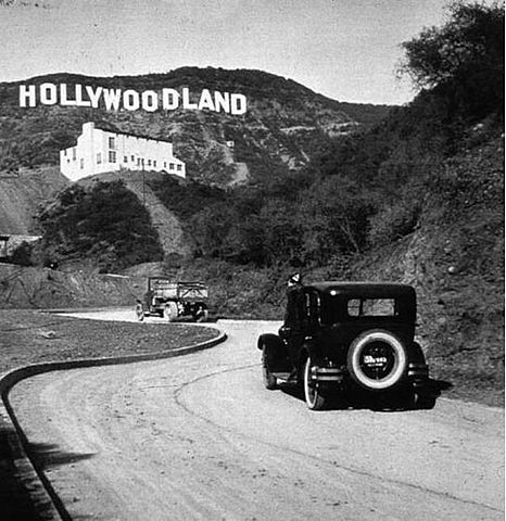 Hollywood - becomes a studio city
