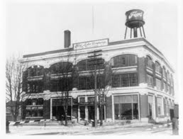 ford motor company of canada