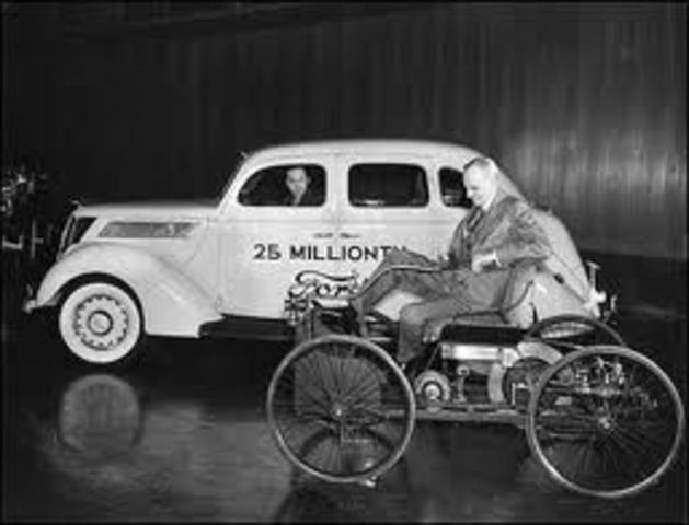 25 millionth car
