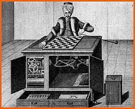 Le joueur d'échecs du Baron de kempelen
