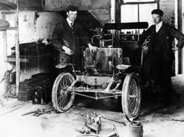 car built every three minutes