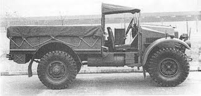 first general purpose car