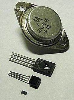 Transmisor para fabricar equipos más pequeños y más rápidos.