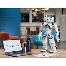 Un robot compagnon : Nao