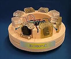 Robot digestif : Ecobot II