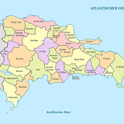 Evolución político-administrativa de la Isla de Santo Domingo timeline