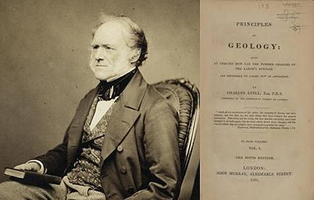 Charles Lyell (1797 - 1875) y la Teoría Uniformista