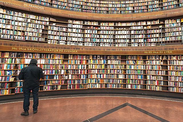 Se establece la primera biblioteca pública