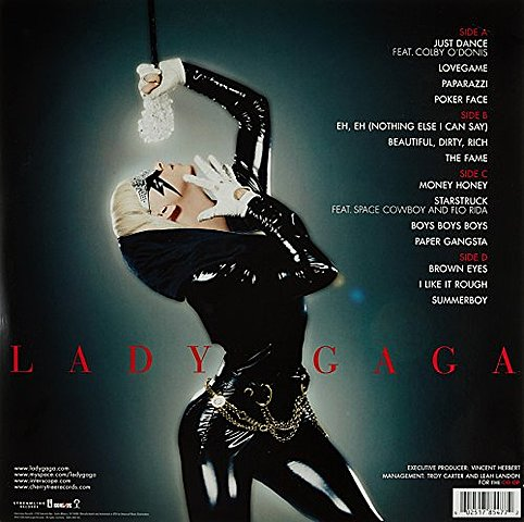 """""""The fame"""" Album Songs"""