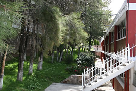 Inauguración del nuevo edificio de la Escuela Preparatoria de Guanajuato