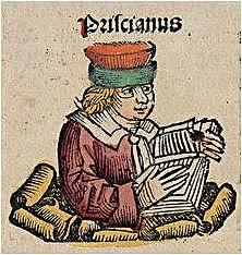 La obra de Prisciano base para la enseñanza de la gramática