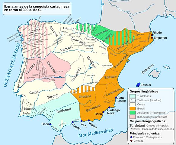 Desarrollo de los pueblos íberos