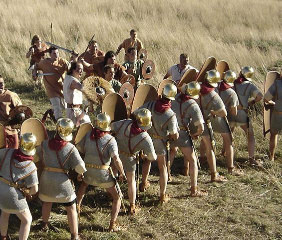 Comienza la guerra de Roma contra los celtíberos
