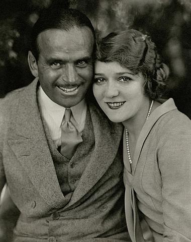 Pickford and Fairbanks marry