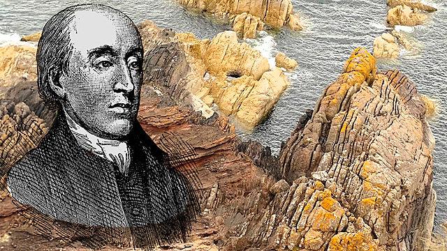 James Hutton y la edad de la tierra