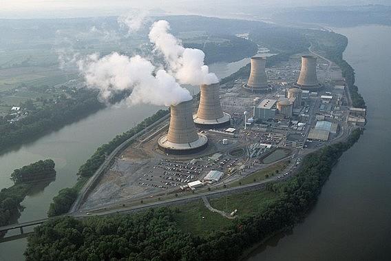 Первая авария на АЭС в истории