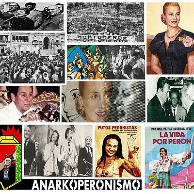 DECADA INFAME Y PRIMEROS GOBIERNOS PERONISTAS (1930-1955) timeline