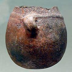 Aparición de la cerámica cardial(5.000 a.c)