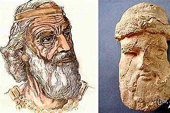 Reinado de Argantonio(550 a.c)