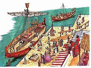 Colonizaciones fenicias(600 a.c)