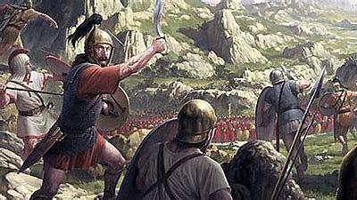 Comienza la guerra de Roma contra los celtíberos (154 a.c)