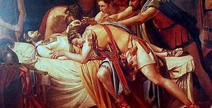 Muerte de Viriato(139 a. C)