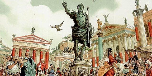 Roman Tradition 116–27 BC