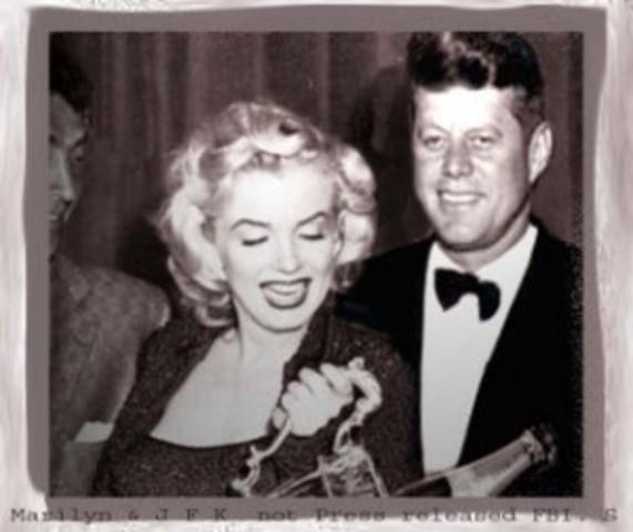 JFK and Hollywood