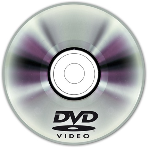 DVD's are created