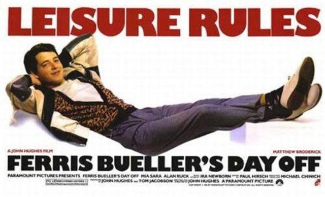 Ferris Buellr's Day Off