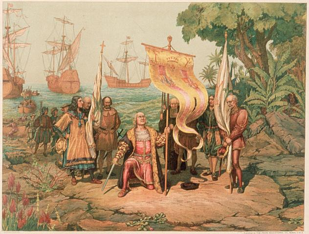 European colonialism. Fifteenth century