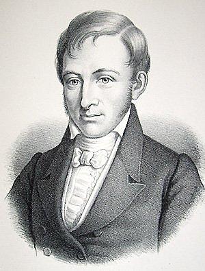 The Danish linguist Rasmus Rask