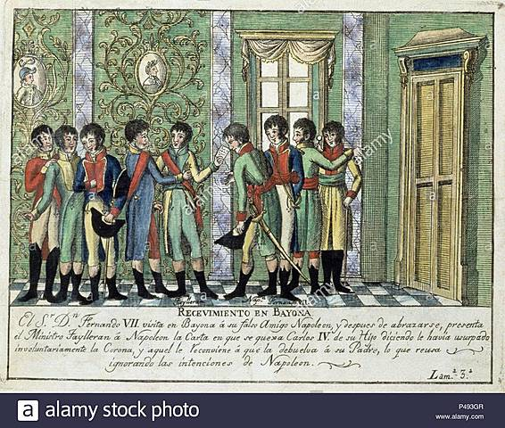 Abdications of Bayonne