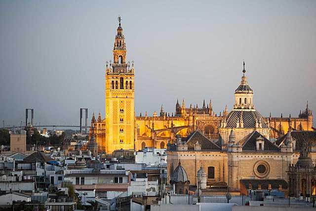 Declaració de Guerra a Sevilla