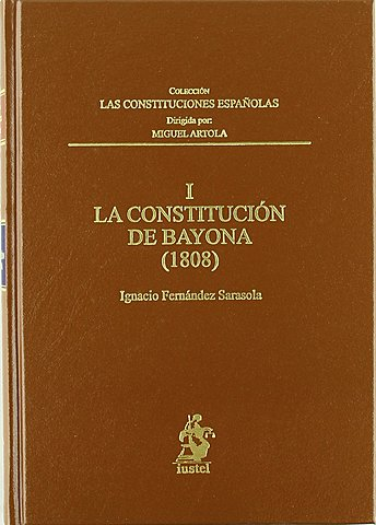 Josep I Jura la Constitució de Bayona