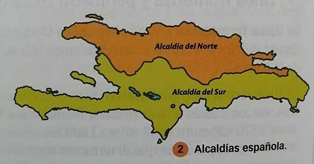 Alcaidías españolas.