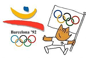 The Barcelona olympic games