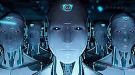 Historia de los Robots timeline