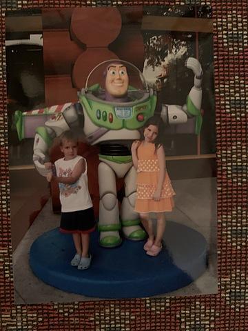 Fui a Disney World con mi hermano