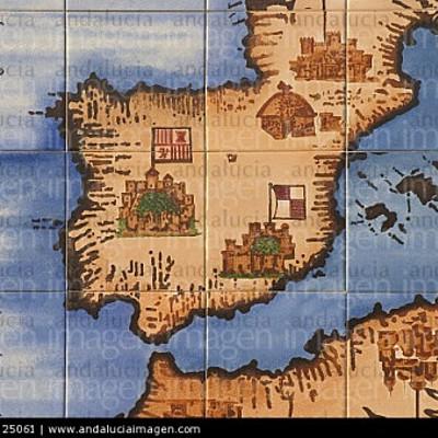 Prácticos Medieval Península Ibérica timeline