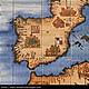 Mapa de espana 25061