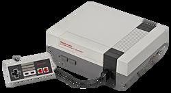 Nintendo Entertainment System 1983