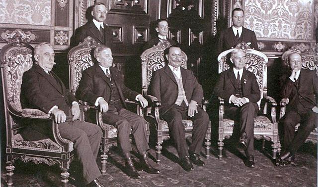 Conferencias de Bucareli