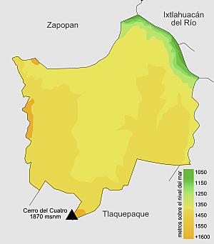 Fundaciones de Guadalajara ( Valle de Atemajac).