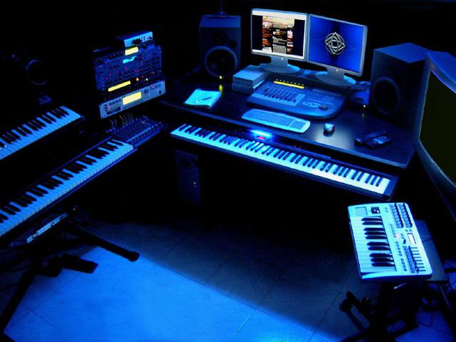 Uso dos sintetizadores