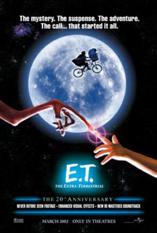 Anos 80 - Filmes Amadeus e ET