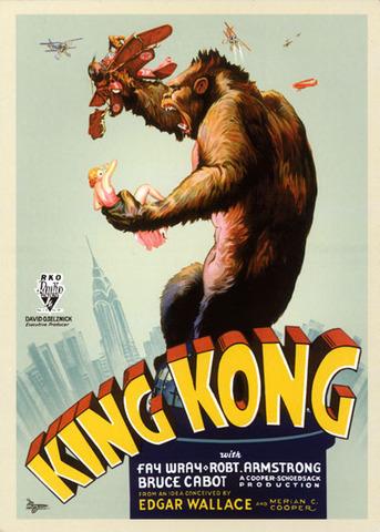 Trilha do filme King Kong